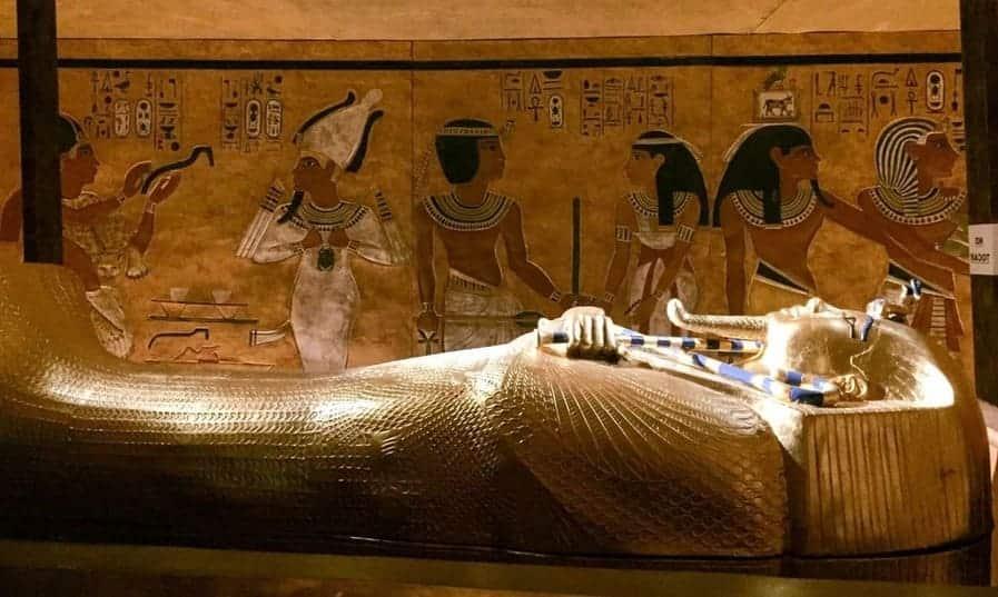 reyes egipto exposiciones de arte en bilbao