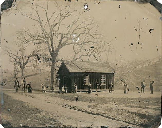 El coleccionismo de fotografías antiguas