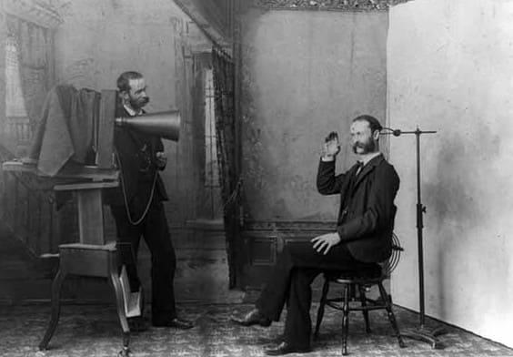 Las primeras cámaras