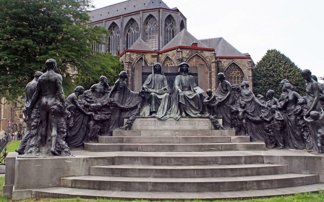 Van Eyck: Revolución óptica