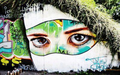 Arte urbano y ecología de la mano