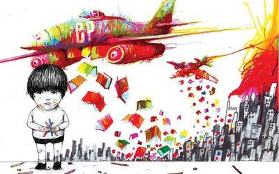 El artista urbano Dran es el Banksy francés